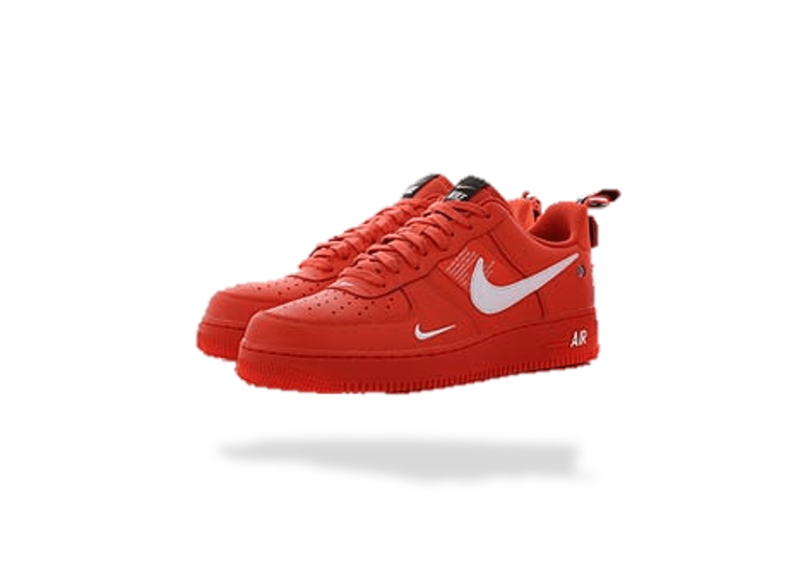 air force 1 nike rouge