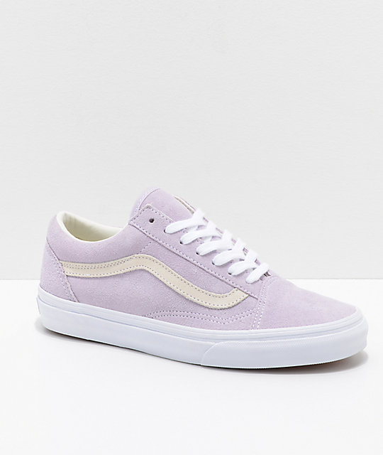 vans old skool couleur pastel