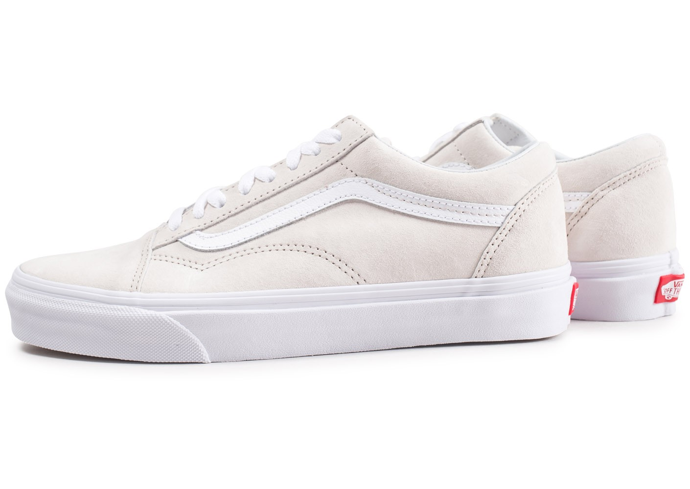 Chaussures en daim Old Skool | Marron | Vans